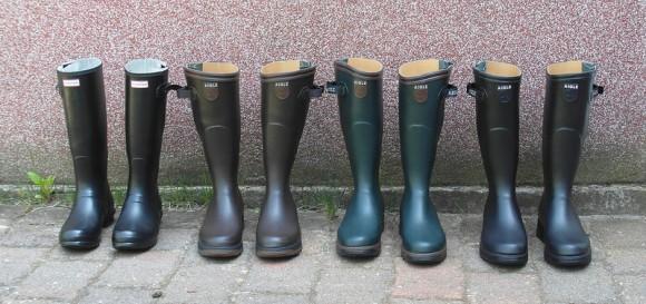 基準はフジロック。野外フェスに必須の長靴(レインブーツ)比較検討まとめ